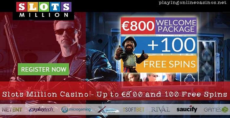Slots Million lanseeraa ennätysmäärän pelejä